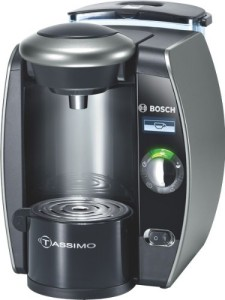 Bosch Tassimo coffee pod machine