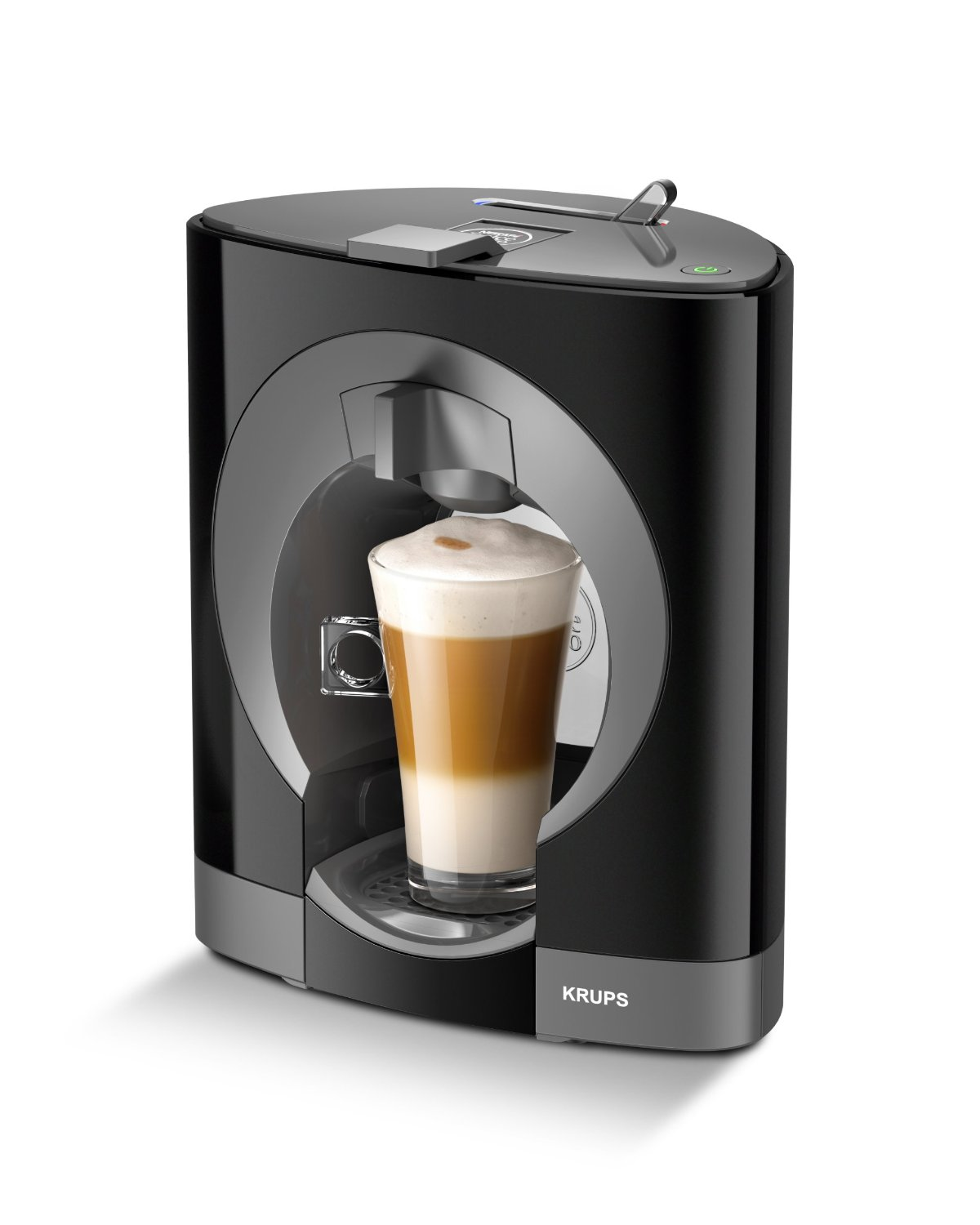 nescafe dolce gusto oblo coffee pod machine by krups. Black Bedroom Furniture Sets. Home Design Ideas